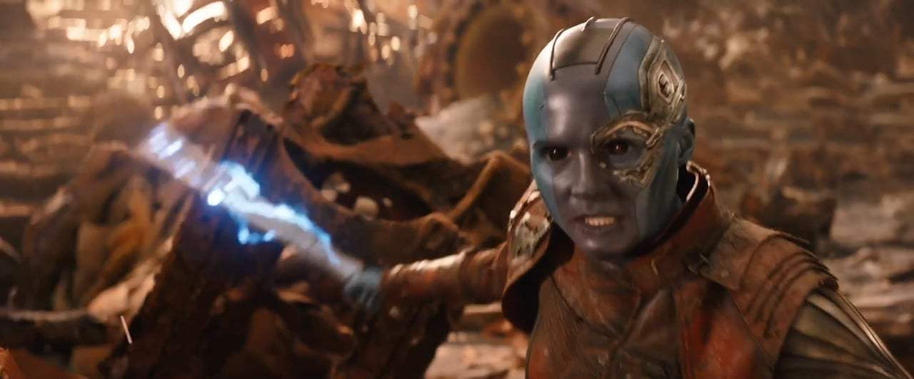 Avengers: Infinity War Super Bowl TV Spot (2018) Screen Capture #3