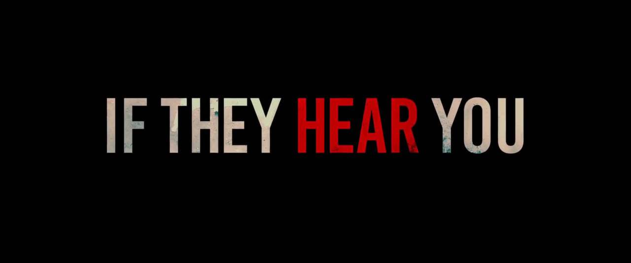 A Quiet Place Super Bowl TV Spot (2018) Screen Capture #1