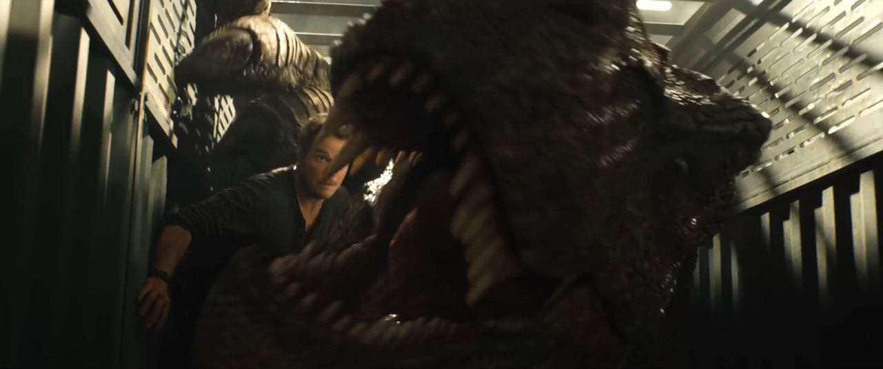 Jurassic World: Fallen Kingdom Super Bowl Trailer (2018) Screen Capture #3