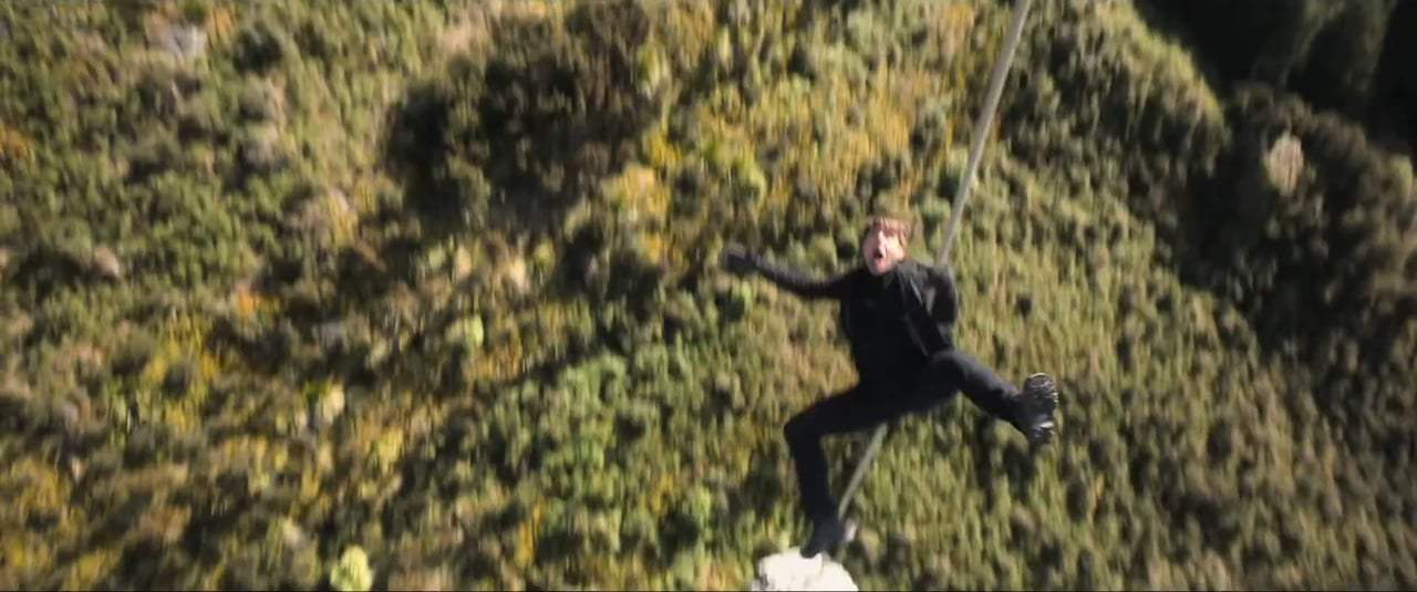 Mission: Impossible - Fallout Super Bowl TV Spot (2018) Screen Capture #1