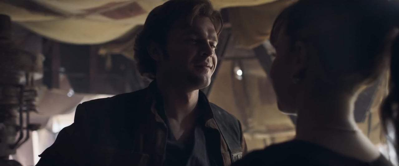 Solo: A Star Wars Story Trailer (2018) Screen Capture #3