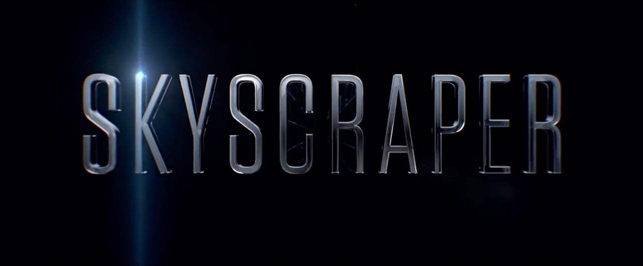 Skyscraper Trailer (2018) Screen Capture #4