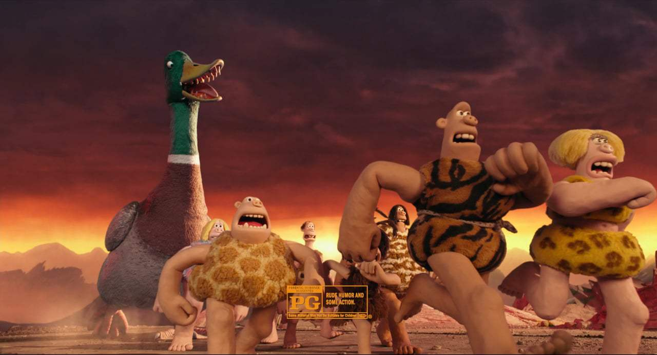 Early Man TV Spot - Old School (2018) Screen Capture #4