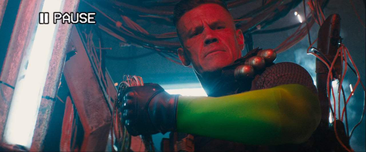 Deadpool 2 Red Band Trailer (2018) Screen Capture #2