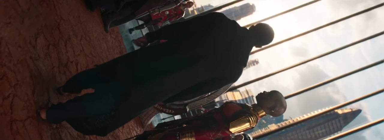 Black Panther TV Spot - Swag (2018) Screen Capture #2