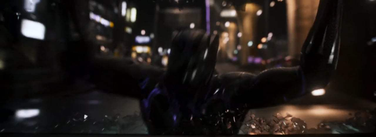 Black Panther TV Spot - Swag (2018) Screen Capture #3