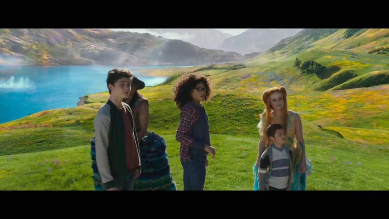 A Wrinkle in Time Featurette - Legacy of the Book (2018) Screen Capture #1