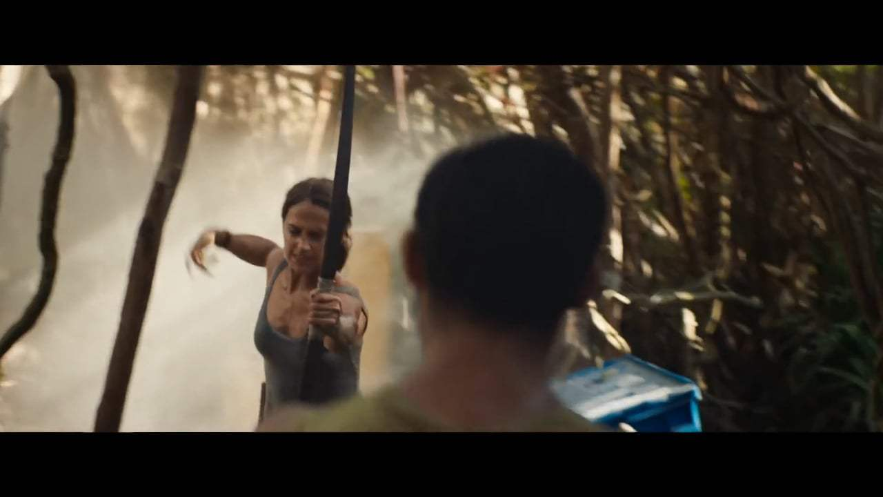 Tomb Raider Featurette - Training Week One (2018) Screen Capture #2