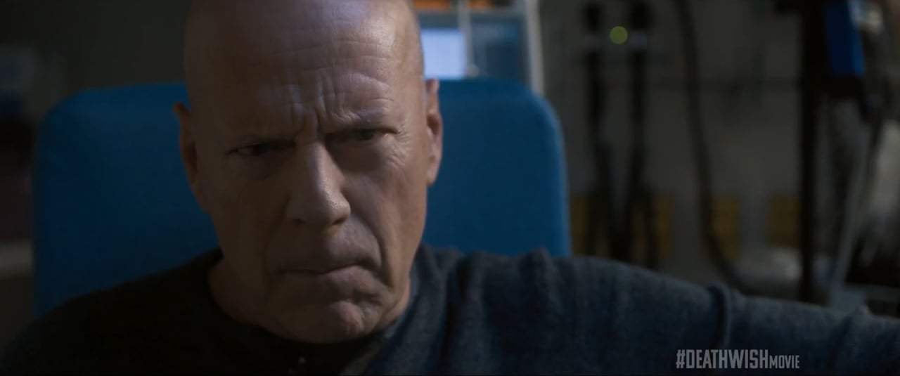 Death Wish TV Spot - Home (2018) Screen Capture #2