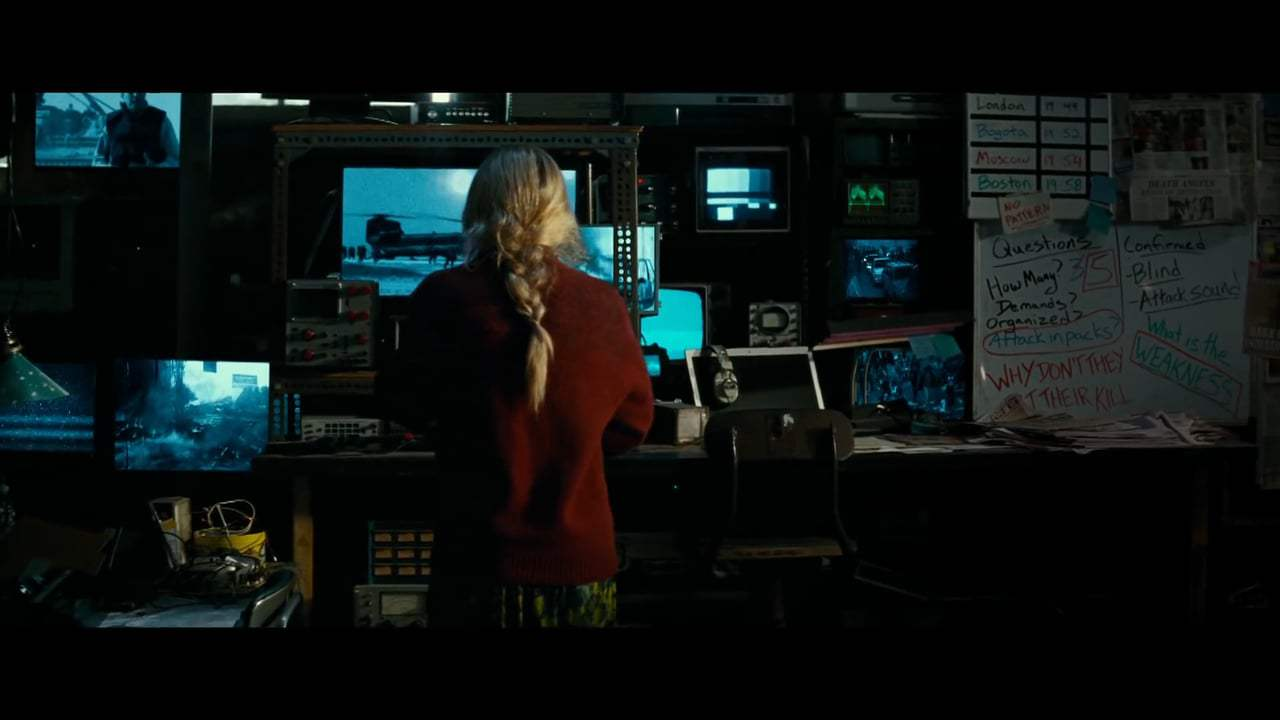 A Quiet Place Theatrical Trailer (2018) Screen Capture #1