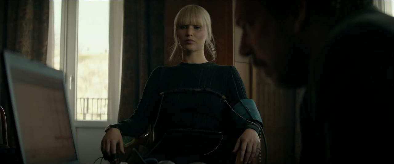 Red Sparrow Featurette - Dominika (2018) Screen Capture #1