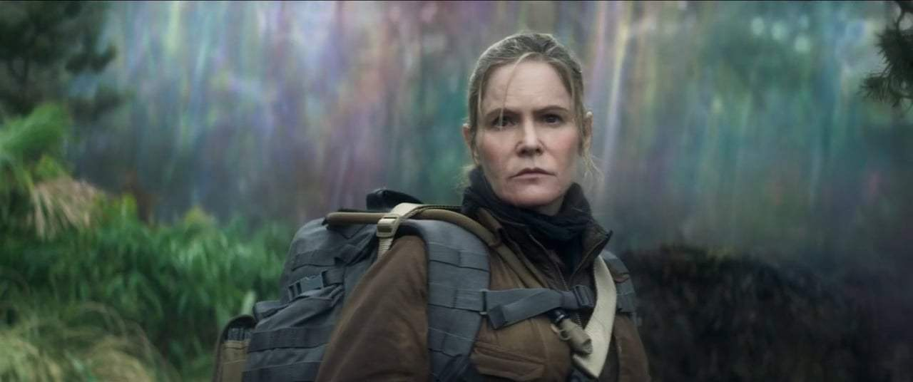 Annihilation (2018) - Entering the Shimmer Screen Capture #3