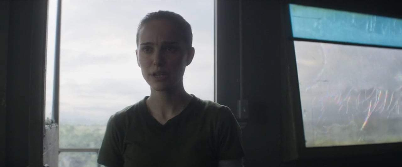 Annihilation (2018) - We Should Go Back Screen Capture #1
