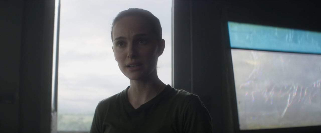 Annihilation (2018) - We Should Go Back Screen Capture #2