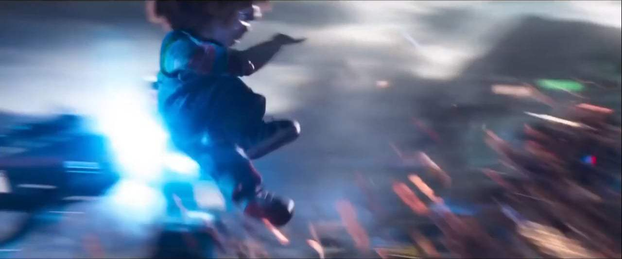Ready Player One International Trailer (2018) Screen Capture #4
