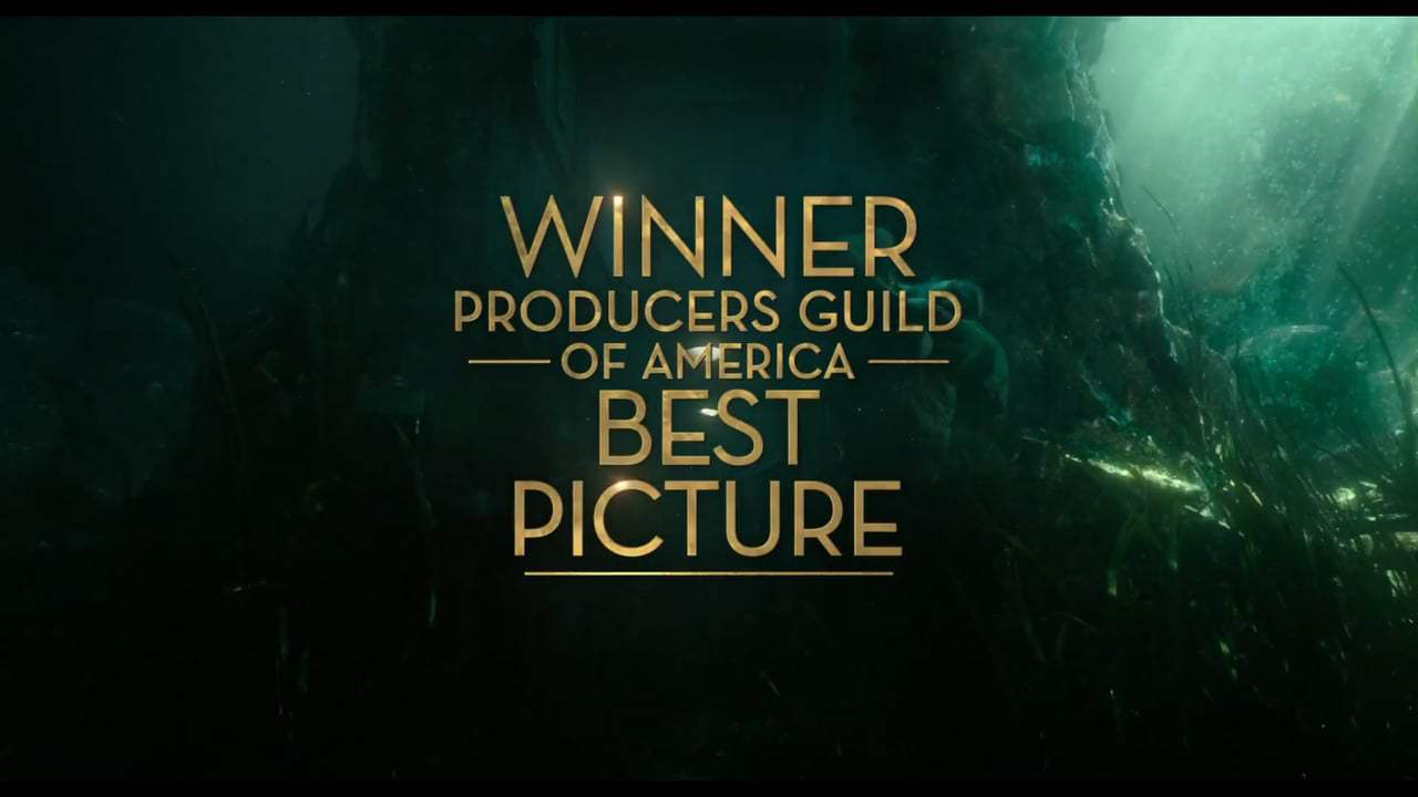 The Shape of Water TV Spot - Visionary (2017) Screen Capture #1