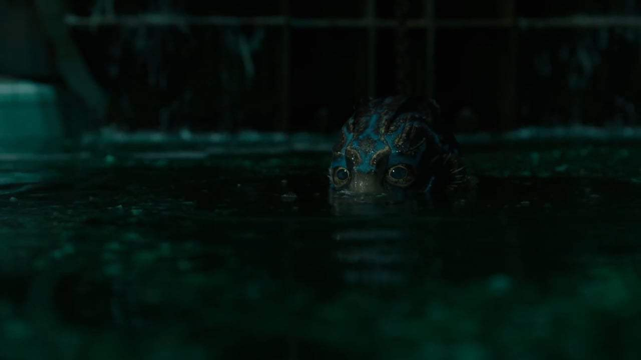 The Shape of Water TV Spot - Embrace (2017) Screen Capture #1