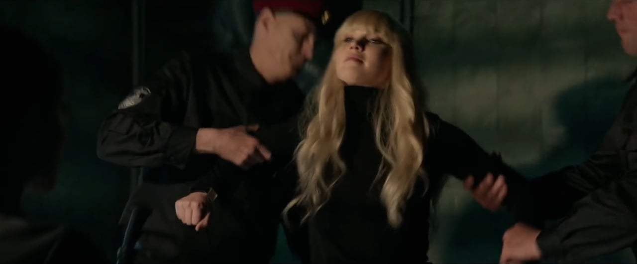 Red Sparrow TV Spot - The Ride Won't Stop (2018) Screen Capture #1