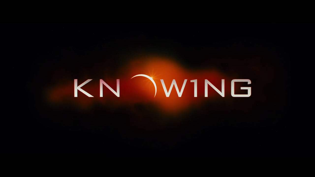 Knowing 4K Trailer (2009) Screen Capture #4