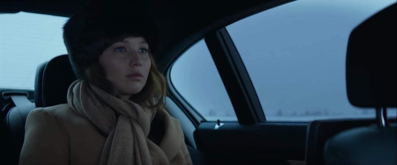 Red Sparrow (2018) - Hold Something Back Screen Capture #1