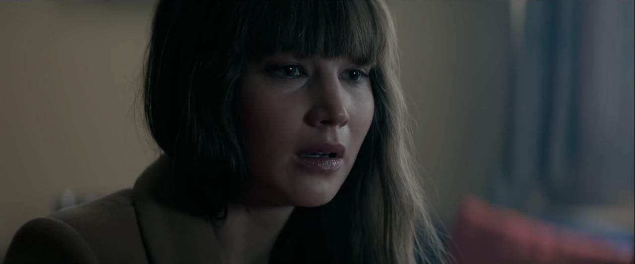 Red Sparrow (2018) - Hold Something Back Screen Capture #4