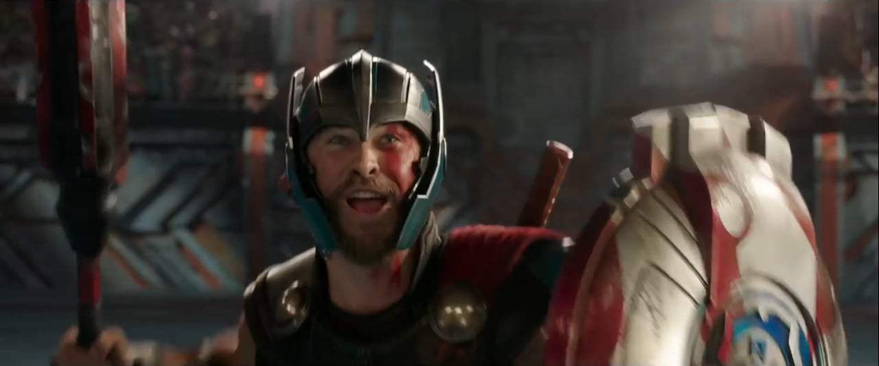 Thor: Ragnarok Home Release Trailer (2017) Screen Capture #4