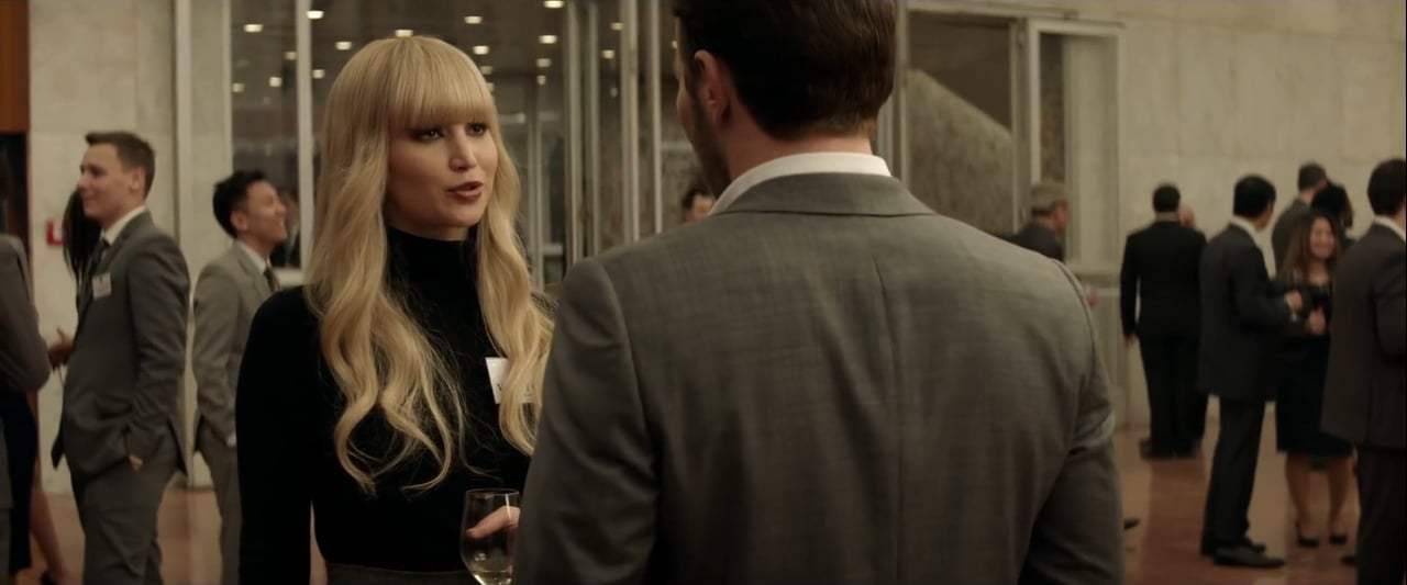Red Sparrow (2018) - Are We Going To Become Friends? Screen Capture #1