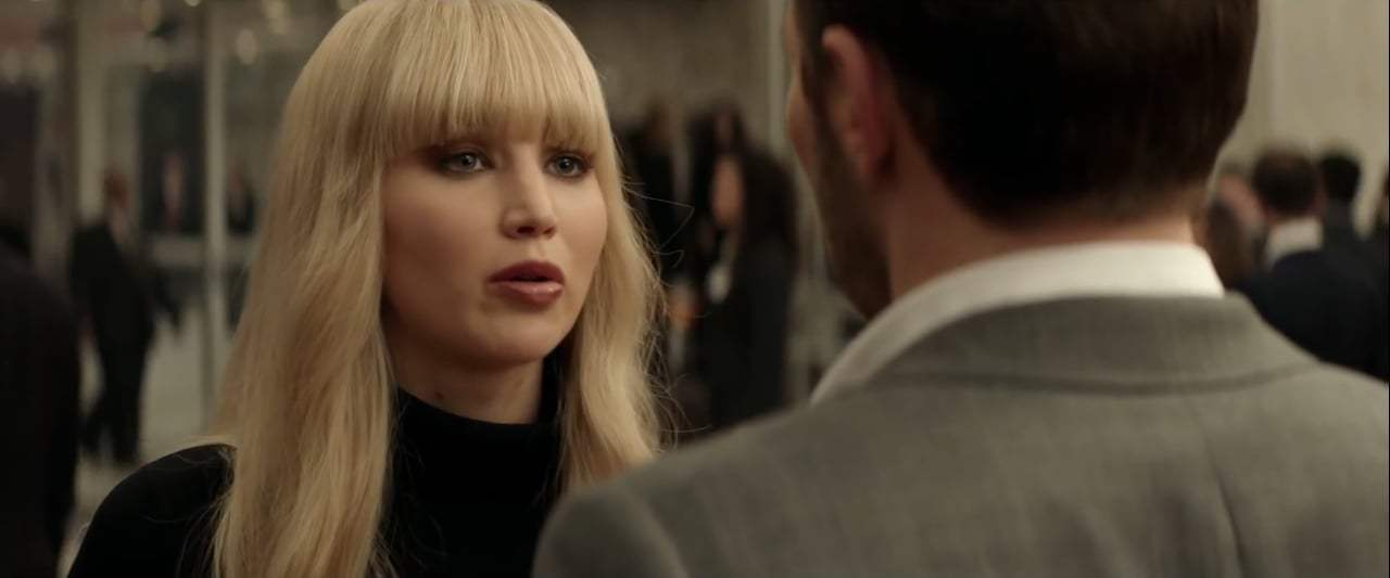 Red Sparrow (2018) - Are We Going To Become Friends? Screen Capture #3