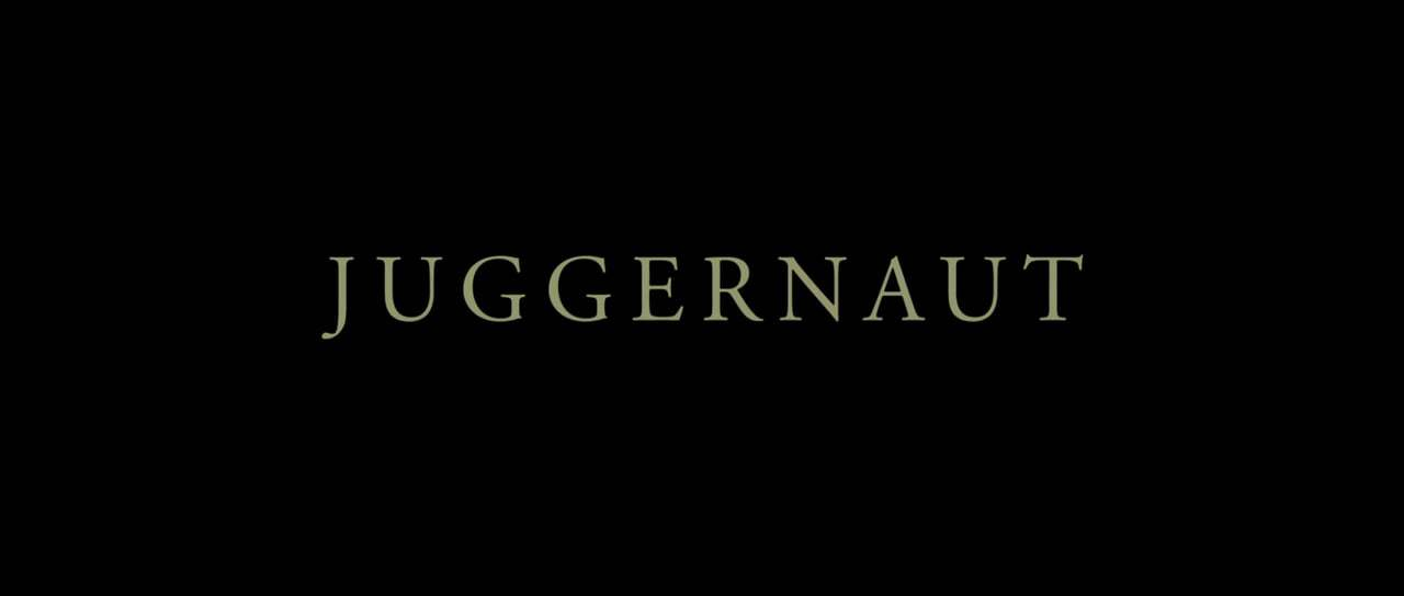 Juggernaut Trailer (2018) Screen Capture #4