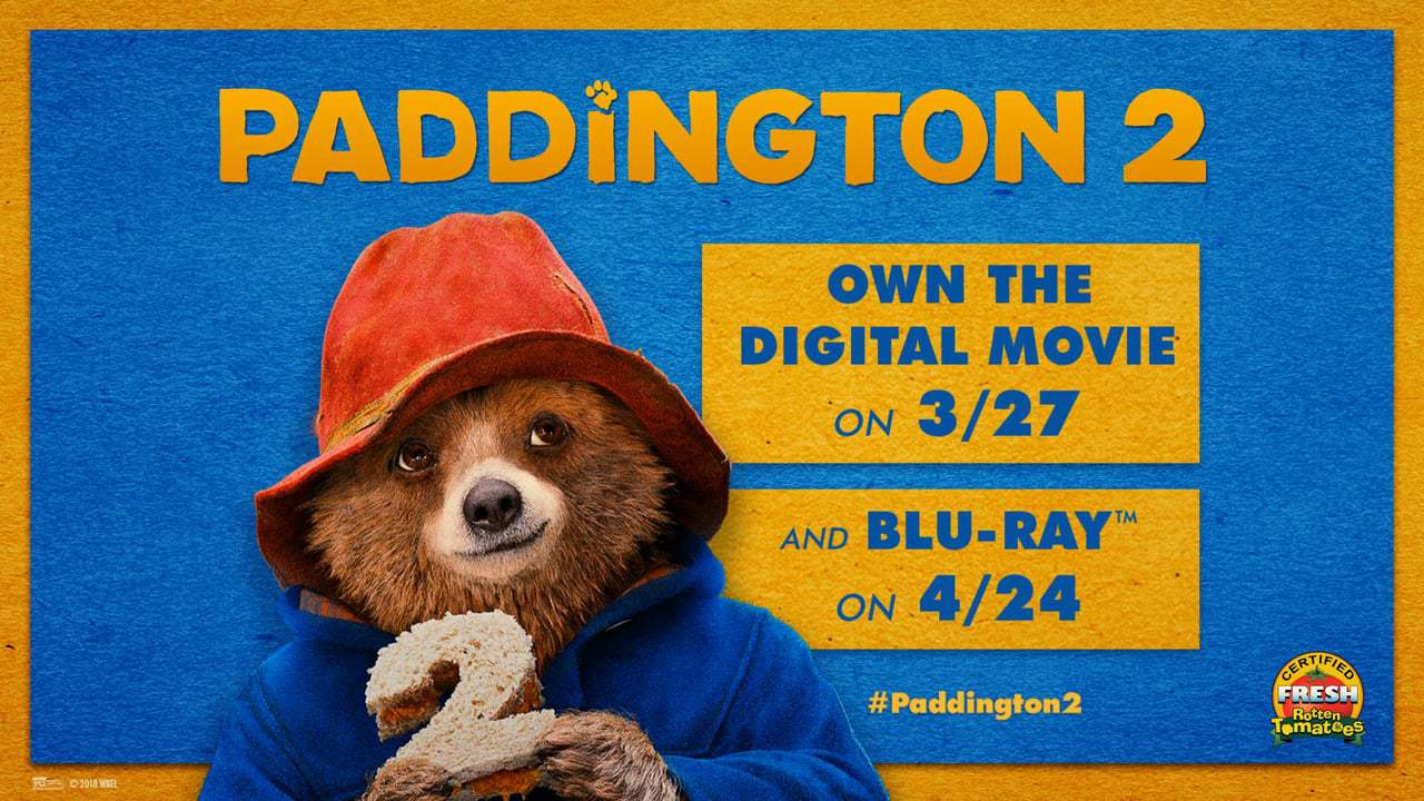 Paddington 2 TV Spot - Own It (2018) Screen Capture #4
