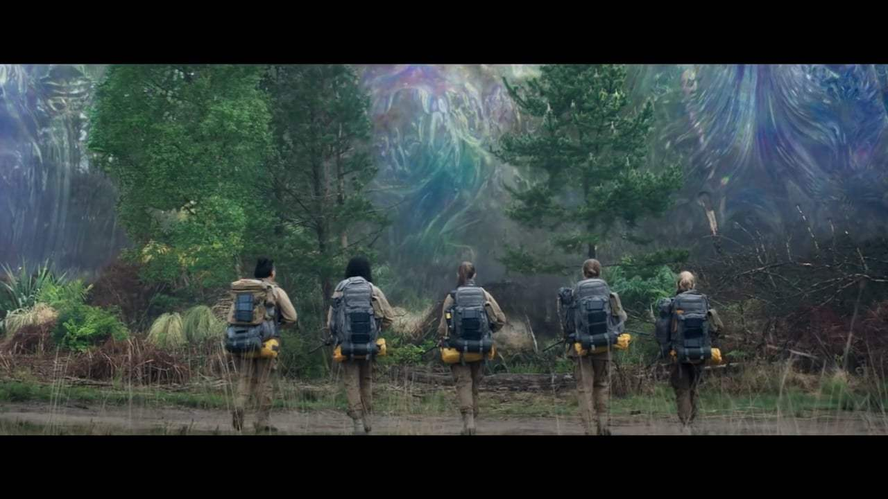 Annihilation Featurette - From Page to Screen (2018) Screen Capture #1