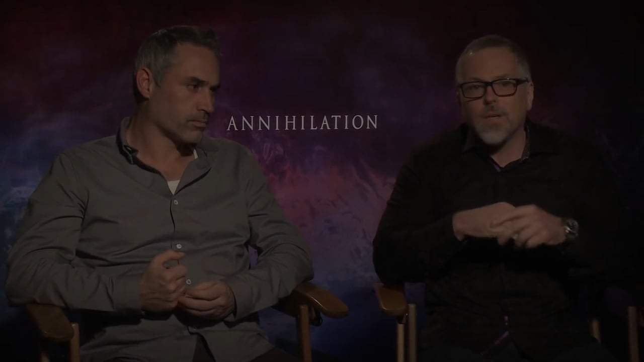 Annihilation Featurette - From Page to Screen (2018) Screen Capture #4