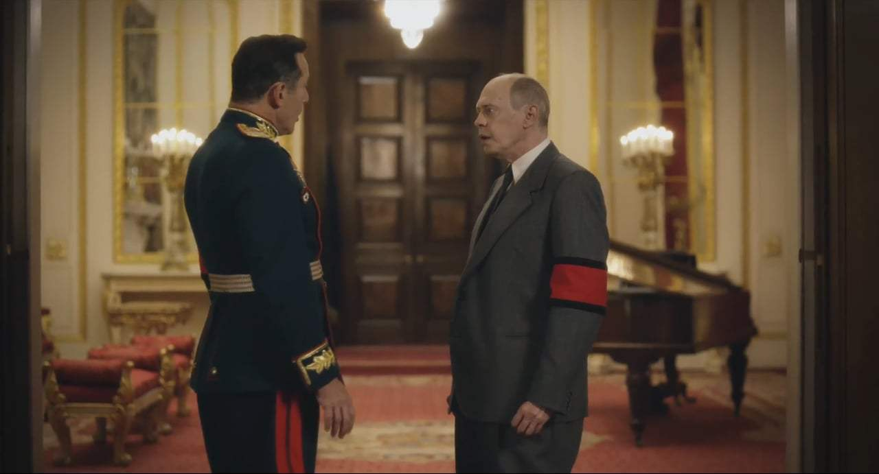 The Death of Stalin Red Band Trailer (2017) Screen Capture #3