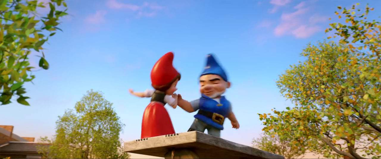 Sherlock Gnomes TV Spot - One Mission (2018) Screen Capture #2