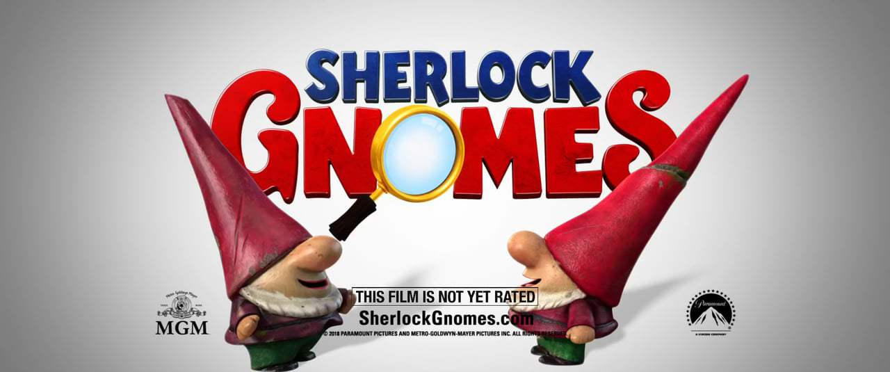 Sherlock Gnomes TV Spot - One Mission (2018) Screen Capture #4