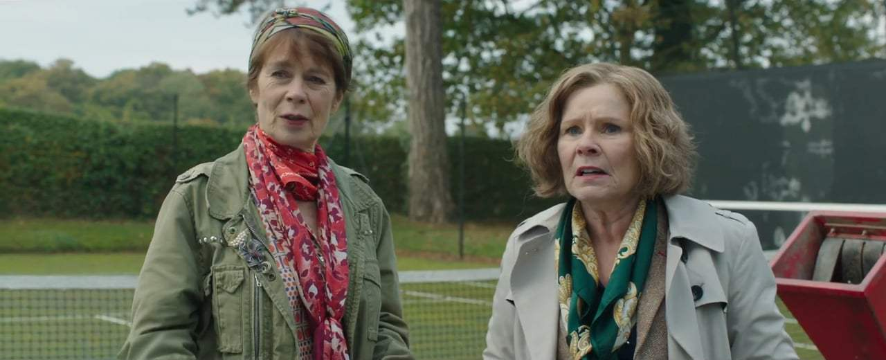 Finding Your Feet (2017) - Trophies Screen Capture #4