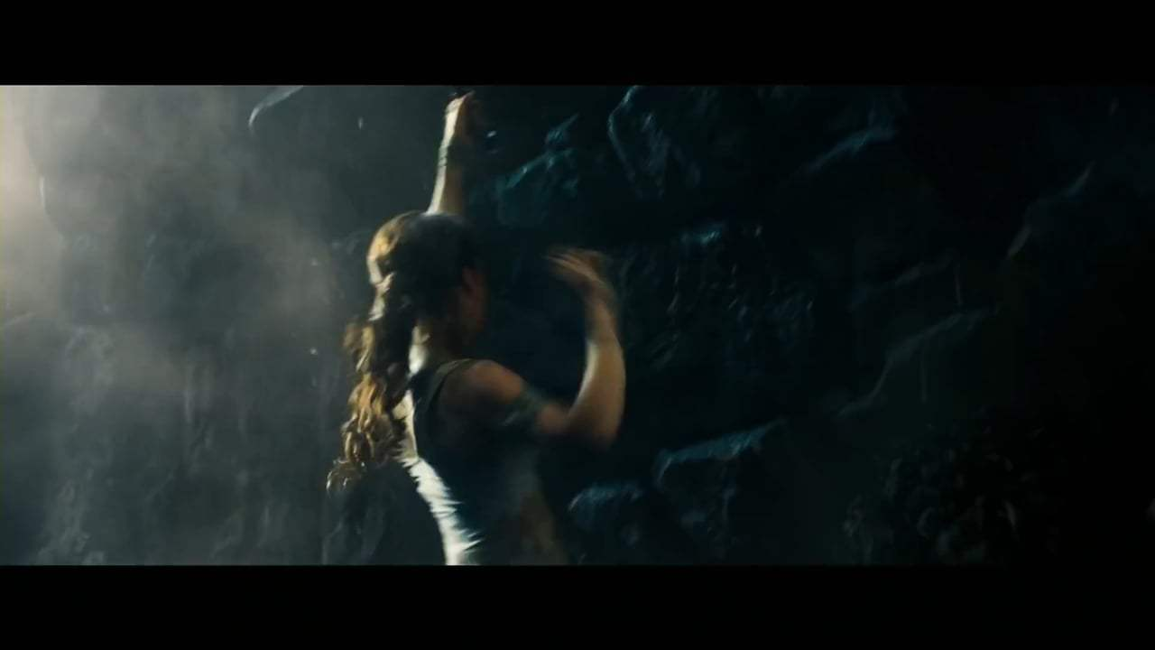 Tomb Raider Featurette - Training Week Four (2018) Screen Capture #1