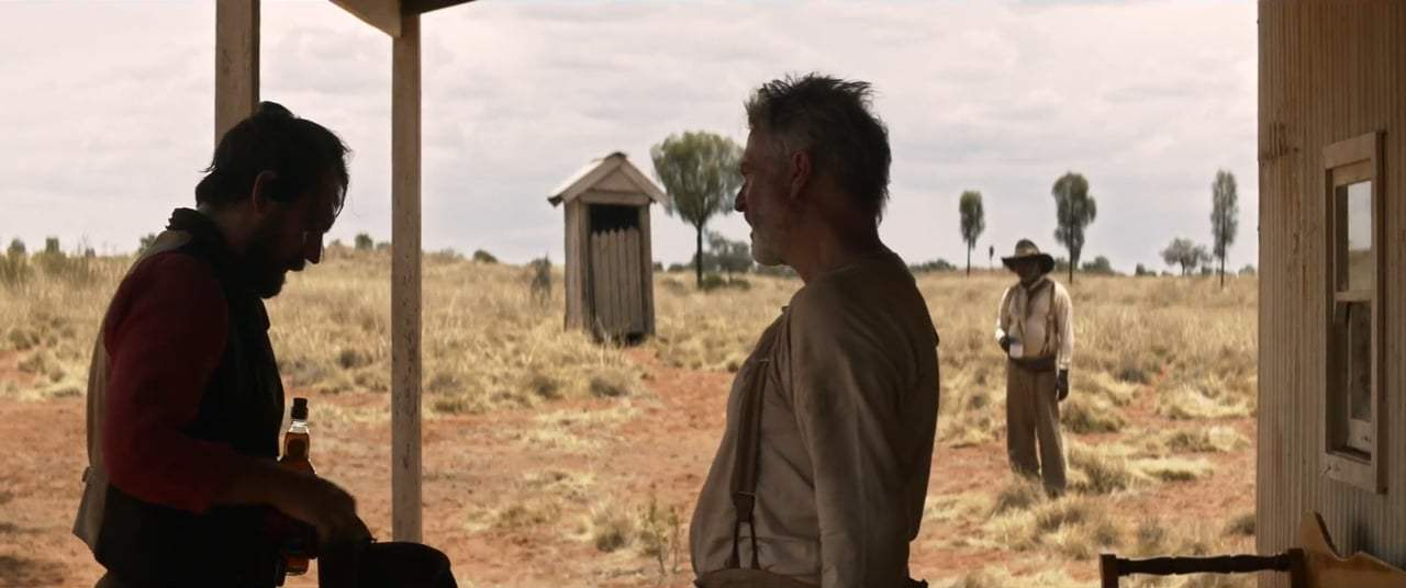 Sweet Country (2017) - Harry March Screen Capture #1