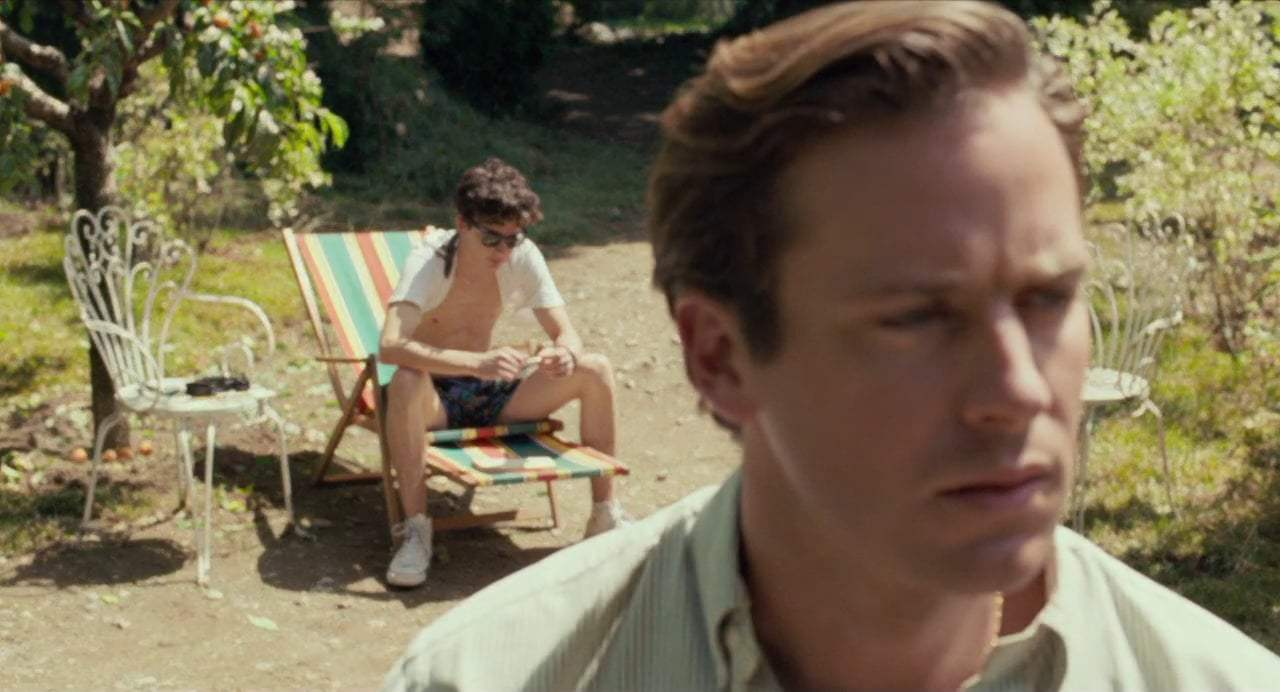 Call Me by Your Name Music Video -