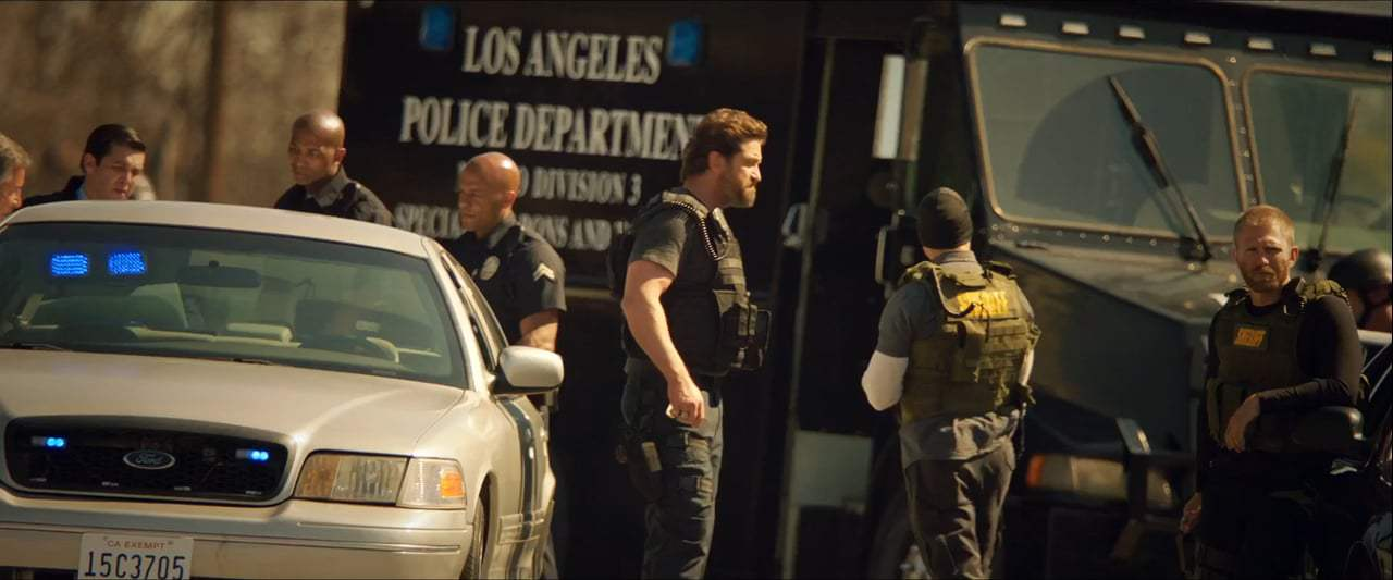Den of Thieves TV Spot - Own It (2018) Screen Capture #3