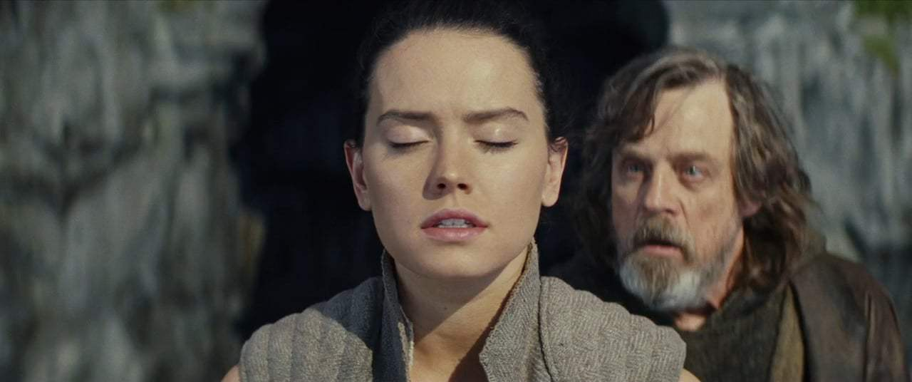 Star Wars: Episode VIII - The Last Jedi (2017) - The Force Screen Capture #3