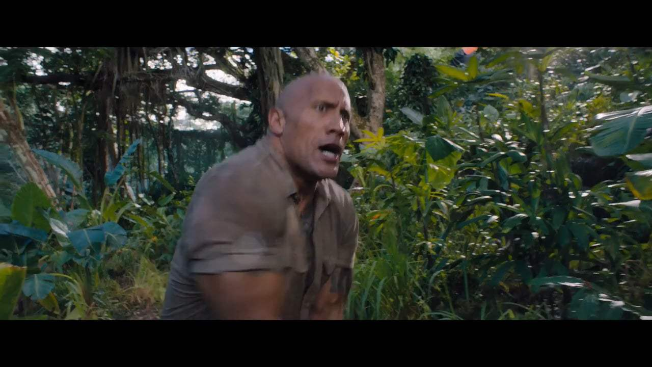Jumanji: Welcome to the Jungle Featurette - VFX Then and Now (2017) Screen Capture #3