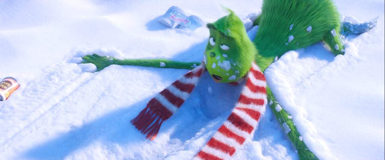The Grinch Trailer (2018) Screen Capture #4