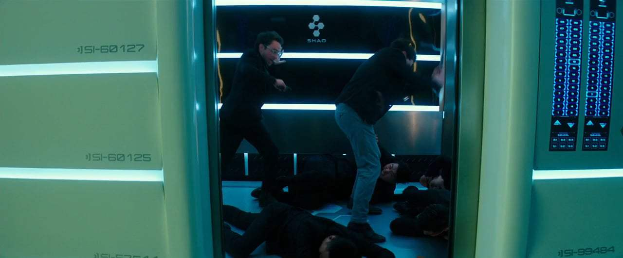 Pacific Rim Uprising (2018) - Elevator Screen Capture #3