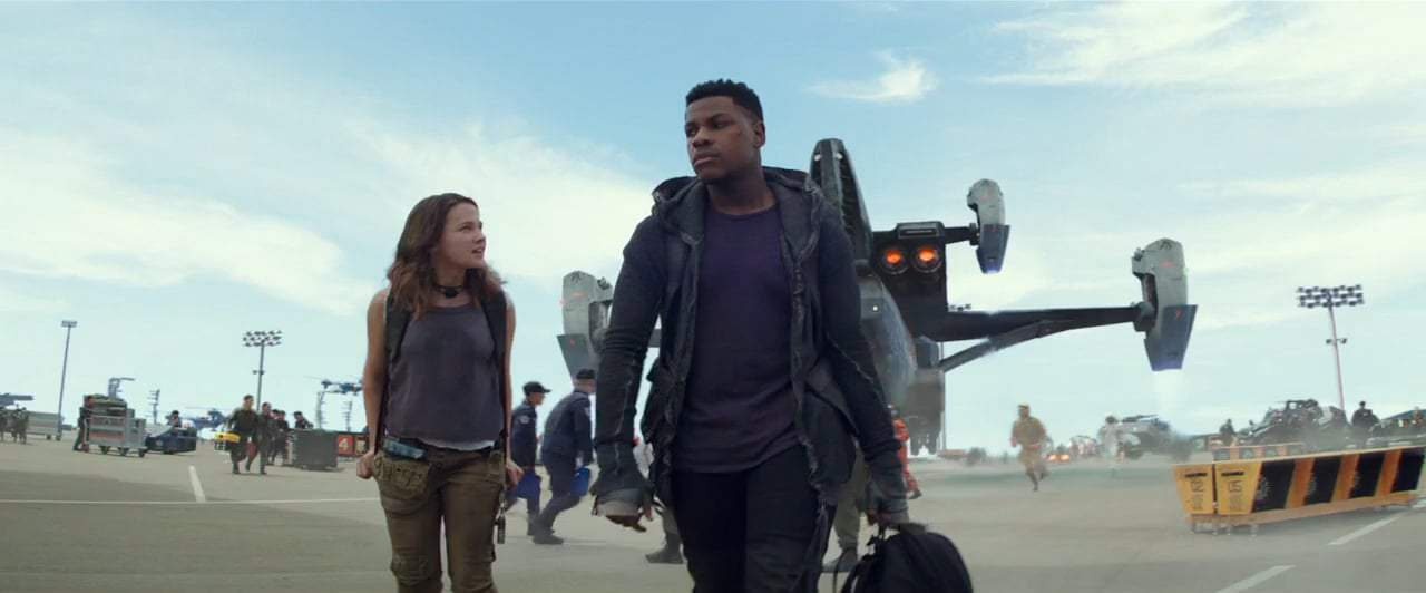 Pacific Rim Uprising (2018) - Shatterdome Screen Capture #3