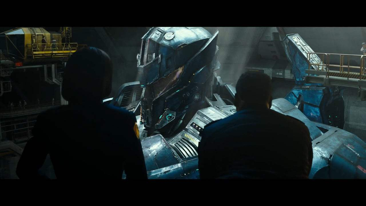 Pacific Rim Uprising Featurette - Inside Look (2018) Screen Capture #1