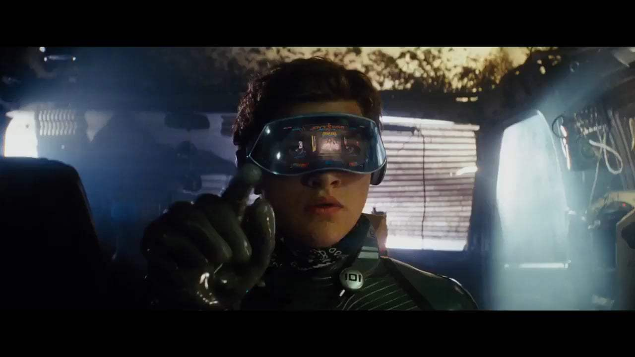 Ready Player One TV Spot - Fantasy (2018) Screen Capture #1