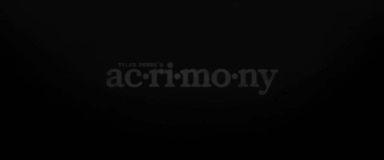 Acrimony TV Spot - Definitions (2018) Screen Capture #4