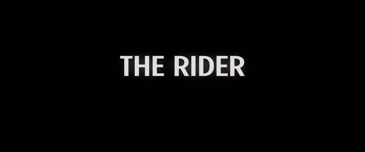 The Rider Feature Trailer (2018) Screen Capture #1