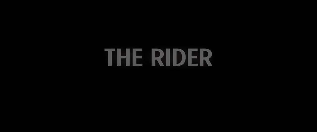 The Rider Feature Trailer (2018) Screen Capture #4